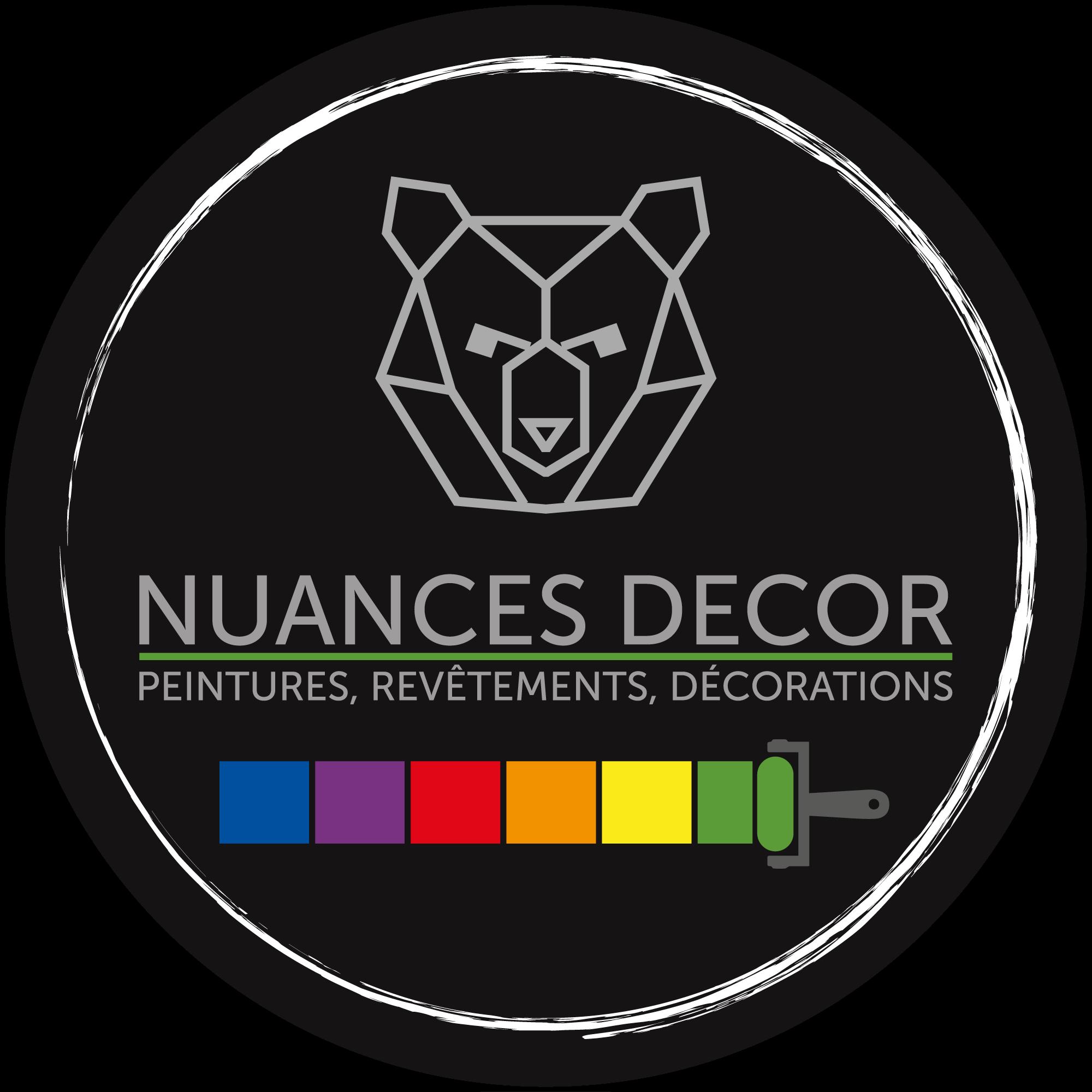 Logo nuances decor aubagne